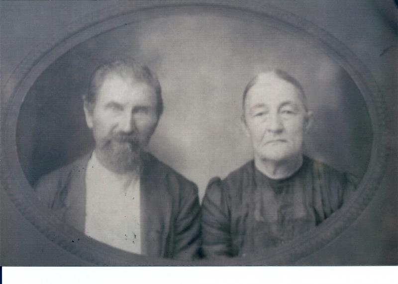 William Robert Riley and Mary E. Rogers